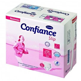 Slips absorbants Confiance Hartmann -large femme