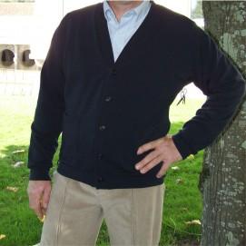 Cardigan homme pour s'habiller plus facilement