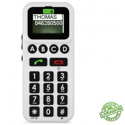 Téléphone mobile Handle Plus 326i gsm Doro seul