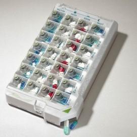Pilbox Classic pilulier hebdomadaire fermé