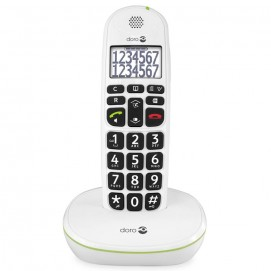 Doro téléphone fixe sans fil Phone Easy 110w blanc