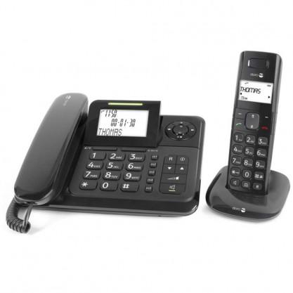 Doro combiné téléphone-répondeur + sans fil Comfort 4005