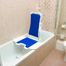 Siège de bain élévateur Bellavita Classic position haute