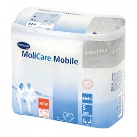 MoliCare mobile Hartmann - Jour - Taille 1 - sachet