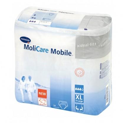 MoliCare mobile Hartmann - Jour - Taille 4 - sachet