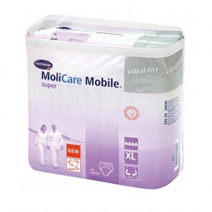 MoliCare mobile Super Hartmann - Nuit - Taille 4 - sachet