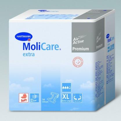 Molicare premium soft Extra - Hartmann - Taille 4 - sachet