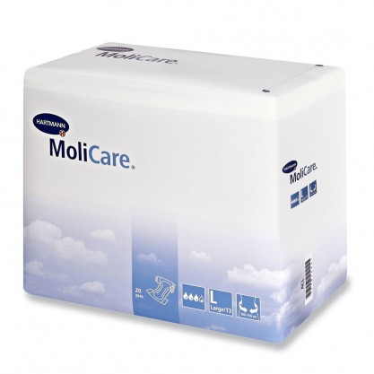Changes complets Molicare jour Taille 3 L