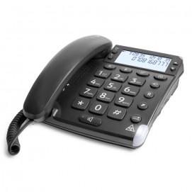 Doro téléphone Magna 4000 pour malentendants vue d'ensemble