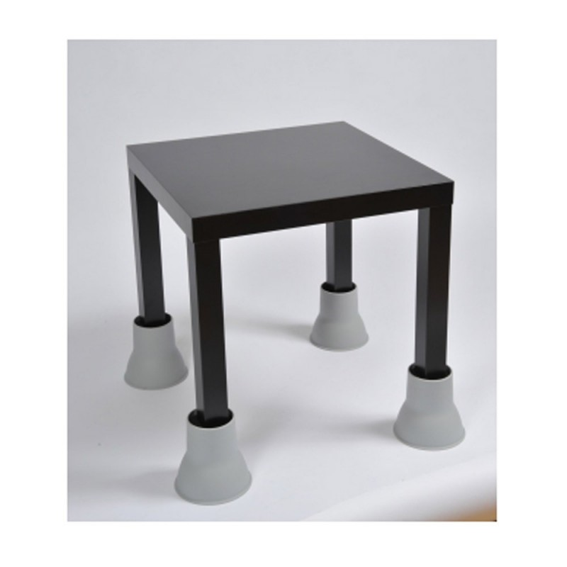 rehausseur pieds table meuble de salon contemporain