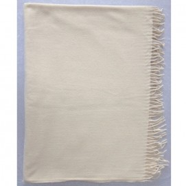 Plaid pure laine de Mérinos