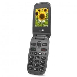 Doro 6030 téléphone mobile graphite-graphite ouvert