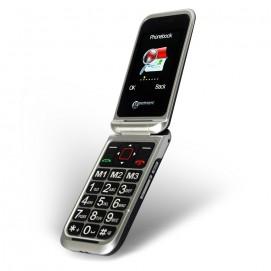 Téléphone mobile amplifié Geemarc CL8500 ouvert intérieur