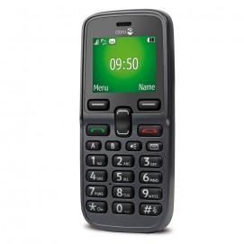 Doro 5030 téléphone mobile simple couleur graphite