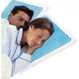 Coussin oreiller rafraîchissant Chillow 2 personnes dormant