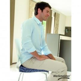 Coussin d'assise Werkmeister spécial douleur au coccyx en situation