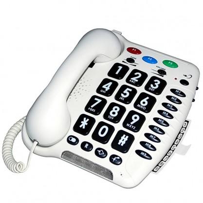 Téléphone amplifié CL100 Clearsound de Geemarc