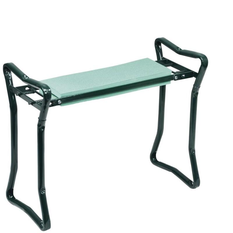 petit banc pour jardiner assis ou a genoux design de maison. Black Bedroom Furniture Sets. Home Design Ideas