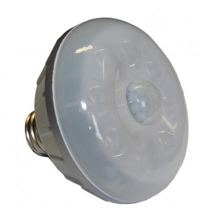 Ampoule à leds détecteur de présence vue cellule