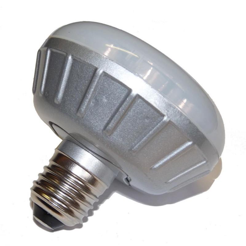 Detecteur de mouvement ampoule leds - Ampoule gros diametre ...