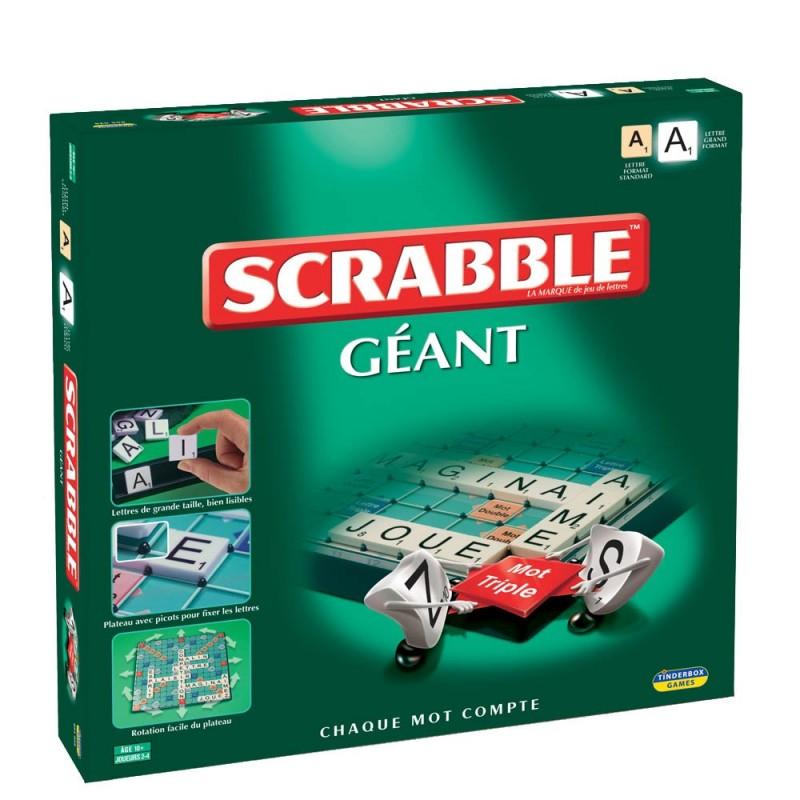 Scrabble géant