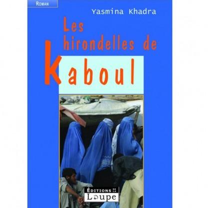 Khadra Yasmina - Les hirondelles de Kaboul - couverture