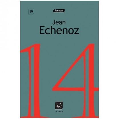 Echenoz Jean - 14 - Couverture