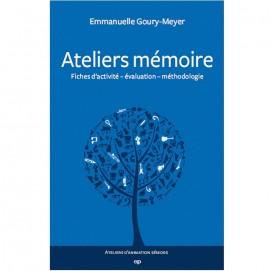 Ateliers mémoire - 1ère de couverture