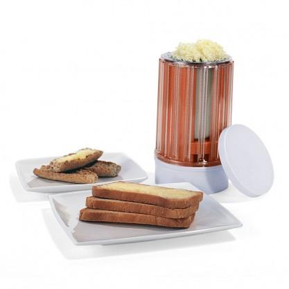 Easy butter - le beurre facile à tartiner avec biscottes