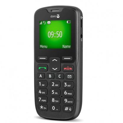 Doro téléphone mobile Phone Easy 506 trois quart face