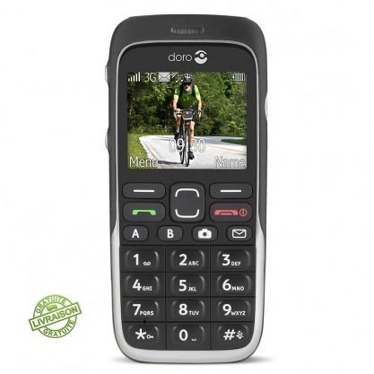 Doro téléphone mobile Phone Easy 520x de face
