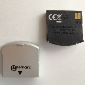 Batteries pour casque télé sans fil Geemarc CL7300