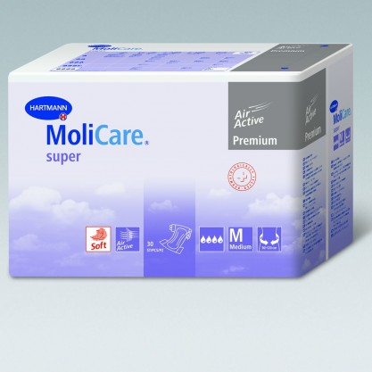 Molicare Premium soft super - medium - sachet de 30