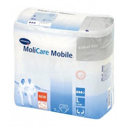 MoliCare mobile Hartmann - Jour - Taille 3 - sachet