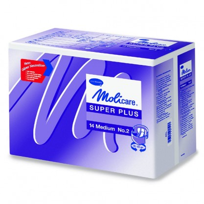 Sachet Molicare Super Plus - Taille 2 - medium