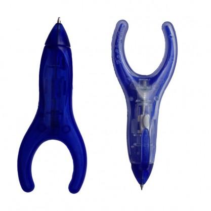 PenAgain original bleu nuit / transparent