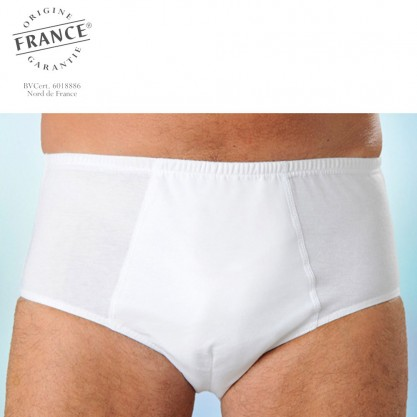Slip incontinence homme medium
