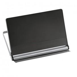 Porte livre de cuisine, iPad, tablette pliable Rösle ouvert