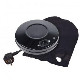 Bouillotte électrique noire