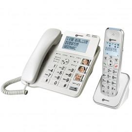 Téléphone répondeur Geemarc Combi 295
