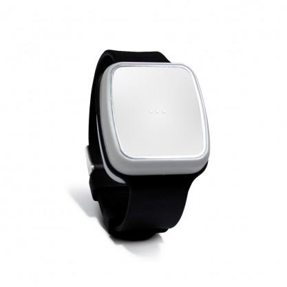 Bracelet supplémentaire détecteur de chute pour téléphone Serenities fermé