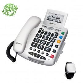 Téléphone d'urgence avec détection de chute Serenities de Geemarc