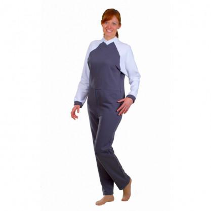 Grenouillère femme jogging coton