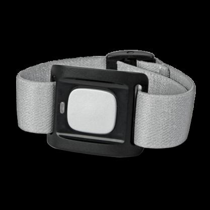 Bracelet d'urgence pour mobiles Doro argent