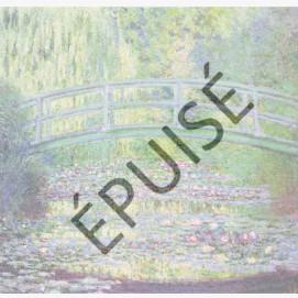 Puzzle d'art 200 grosses pièces Le pont japonais
