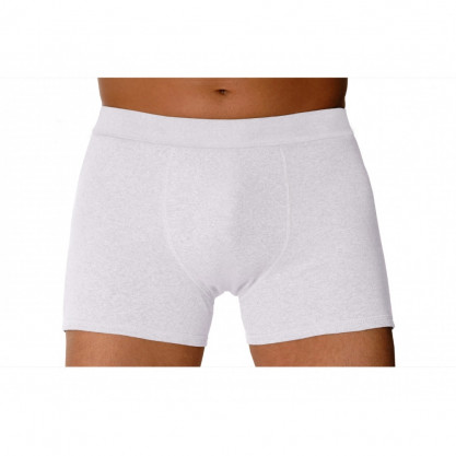 Boxer homme incontinence blanc