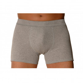 Boxer homme incontinence gris