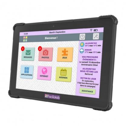 Tablette Facilotab Wifi 4G renforcée