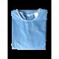 Chemise malade femme bleu ciel