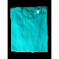 Chemise malade coton homme vert